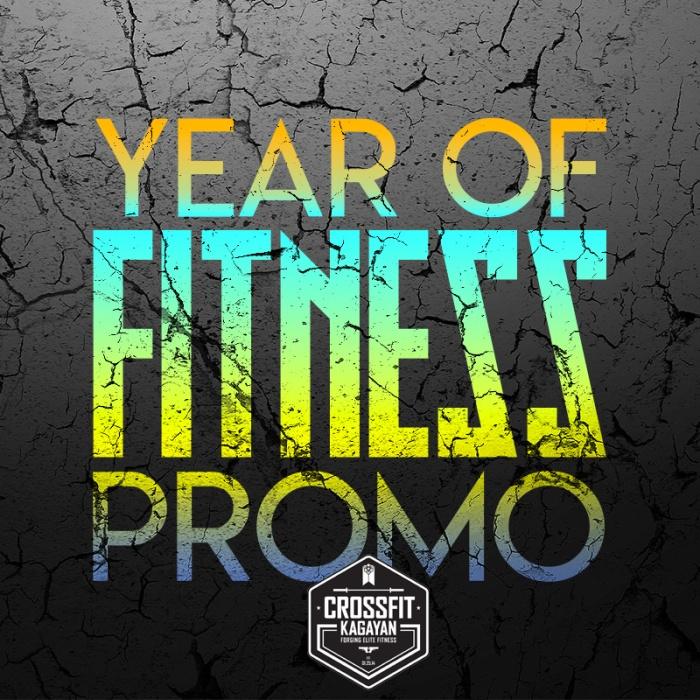 Crossfit Kagayan Year of Fitness