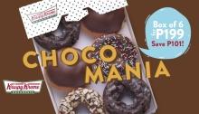 Krispy Kreme Choco Mania FI