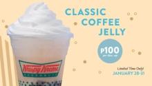 Krispy Kreme classic coffee jellytreat FI