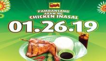 Mang Inasal chicken inasal day FI