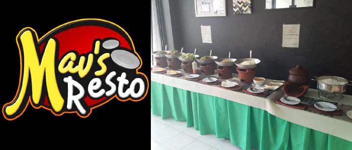 Mav's Resto Foods with Logo