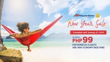 Philippine Airlines new year sale ext jan27 FI