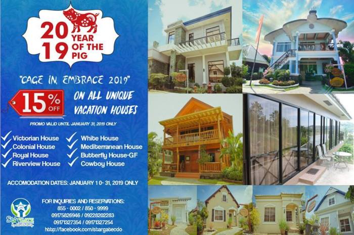Stargate Dream Vacation Resort New Year Promo