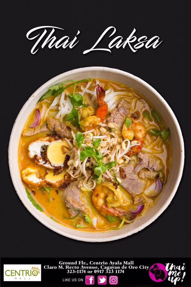 Thai Me Up Buy 1 Take 1 Thai laksa