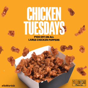 yellow cab chicken tuesdays