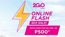 2go online flash sale FI