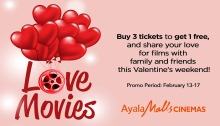 Ayala Malls Cinemas Love Movies FI