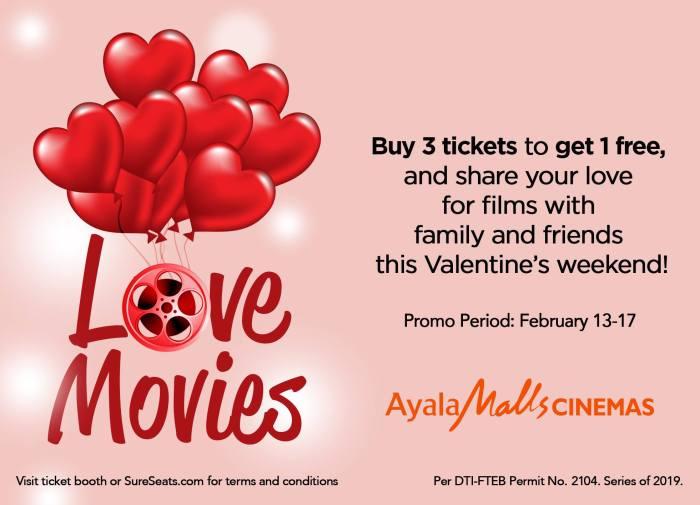 Ayala Malls Cinemas Love Movies
