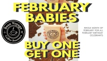 Bean Voyage Coffee Co Feb Babies Buy 1 Take 1 FI