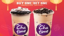 Chatime Buy 1 Get 1 Chinese New Year FI