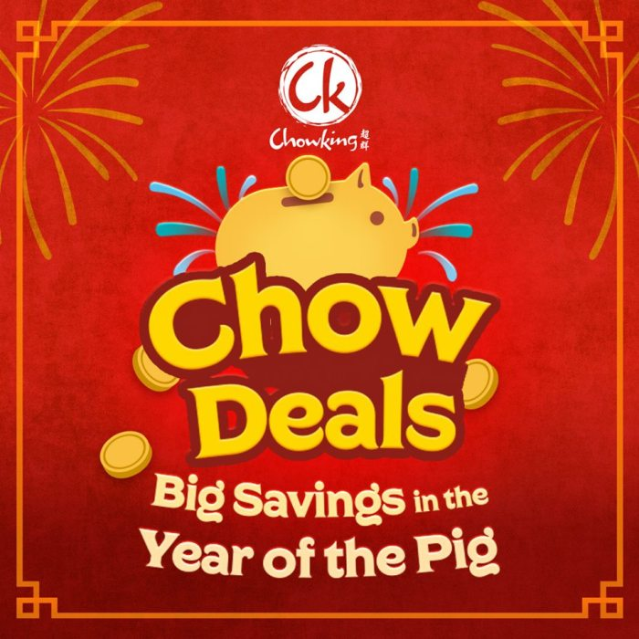 Chowking Chow Deals