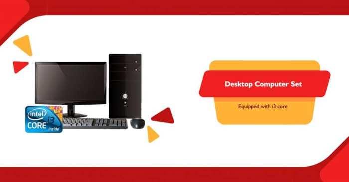 joesons desktop computer