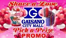Gaisano Pick a Prize Promo FI