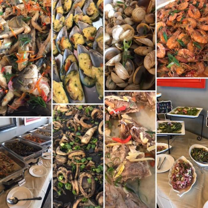herry's seafood lunch buffet
