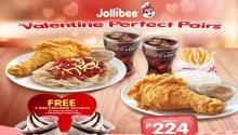 Jollibee Valentine Perfect Pairs FI