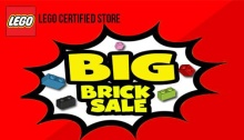 LEGO Certified Store BIG Brick Sale FI