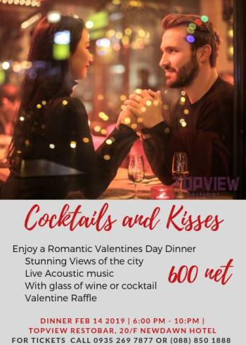 new dawn hotel valentines