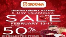 Ororama Valentines Sale FI