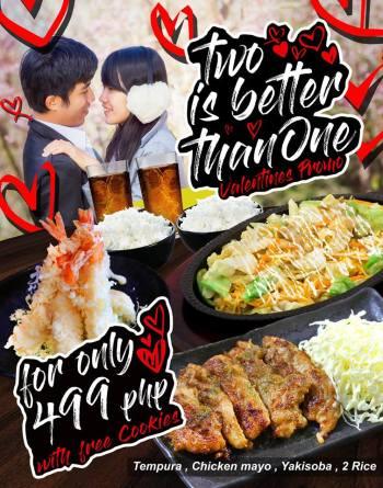 Osaka Takoyaki Two is Better Than One