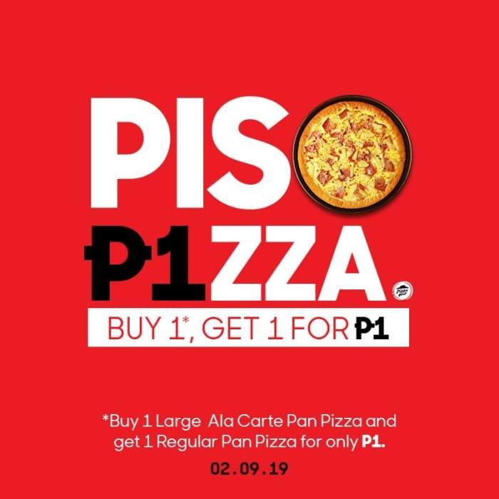 Pizza Hut Piso Pizza