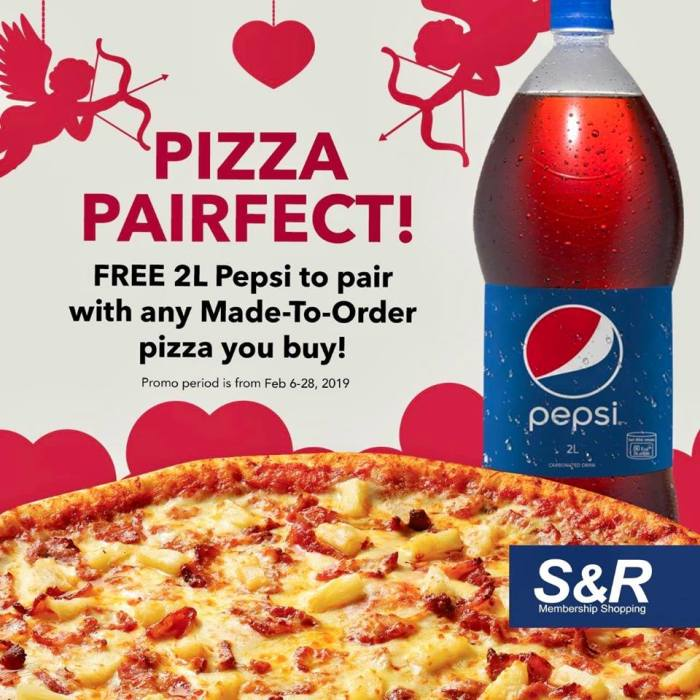 S&R Pizza Pairfect