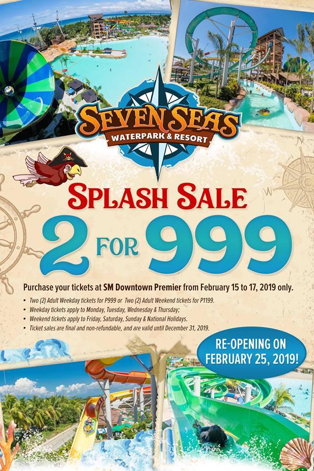 seven seas waterpark 2 for 999 splash sale portrait