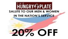 the hungry plate FEB promo FI