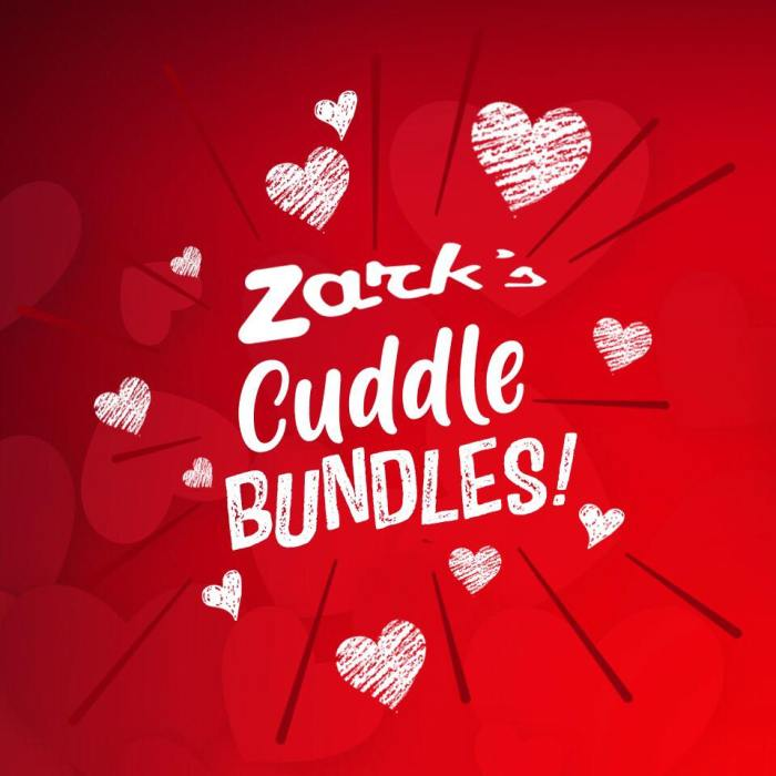 Zark's Cuddle Bundles