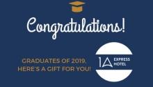 1A Express Hotel Graduation Promo Graduation Promo FI