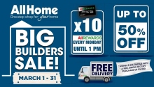 All Home Big Builders Sale FI