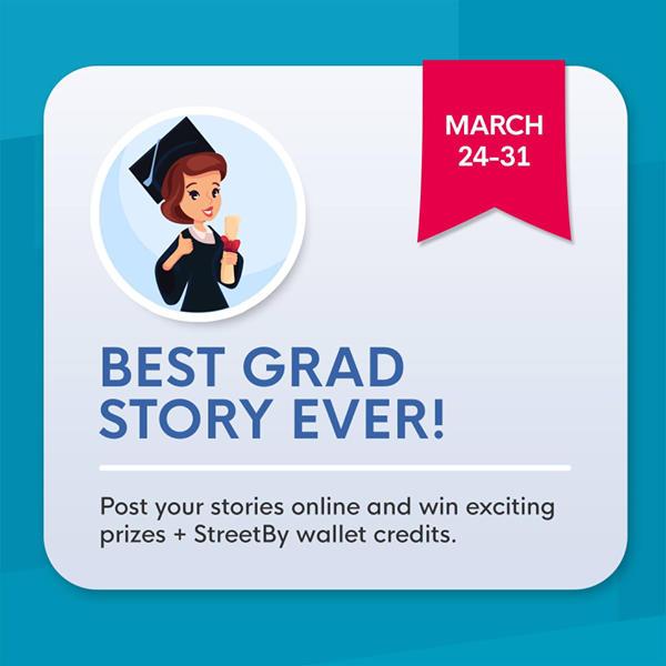 Streetby best GradStory