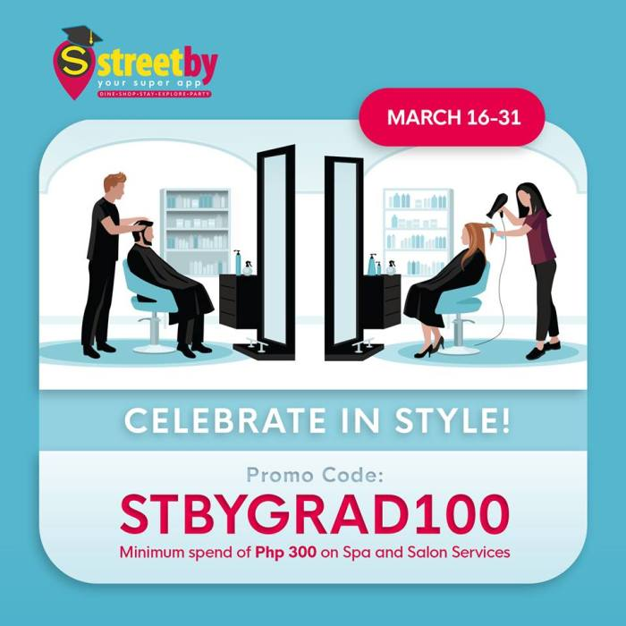 Streetby celebrate In Style code