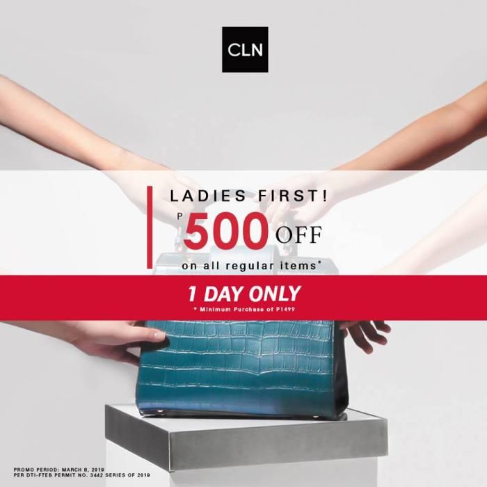 CLN Ladies First