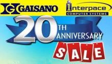 Gaisano Interpace 20th Anniversary FI