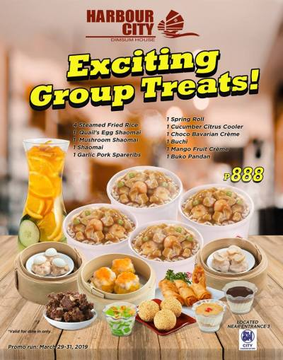 harbourCity Group Treats