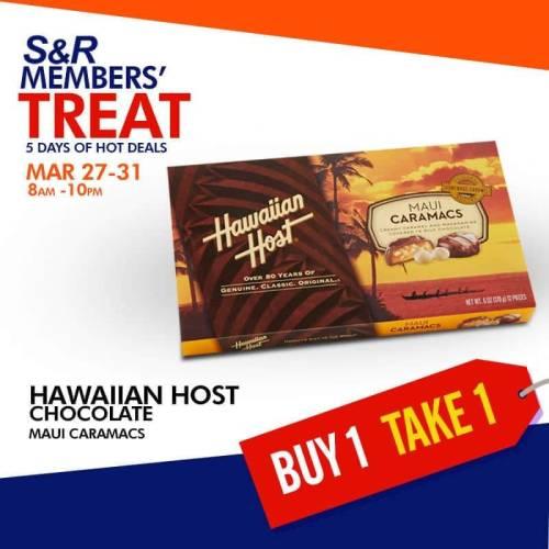 Hawaiian Host Chocolate