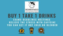 Honeymoo Buy 1 Take 1 Drinks Promo FI