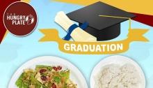 hungry plate graduation promo FI