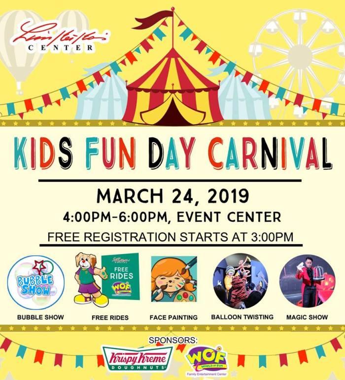 Kids Fun Day Carnival