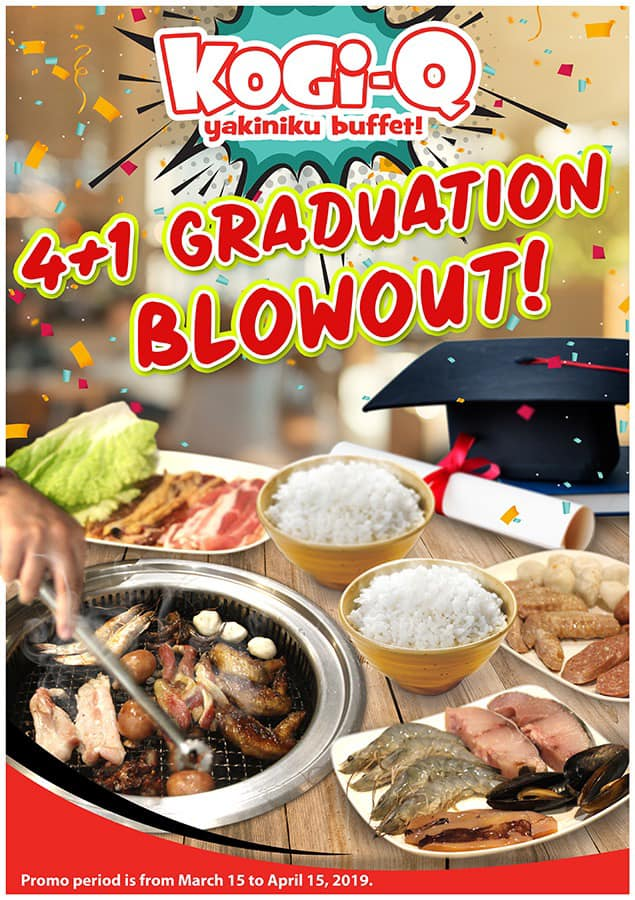 Kogi-Q 4+1 Graduation Blowout