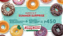 Krispy Kreme Summer Surprise FI