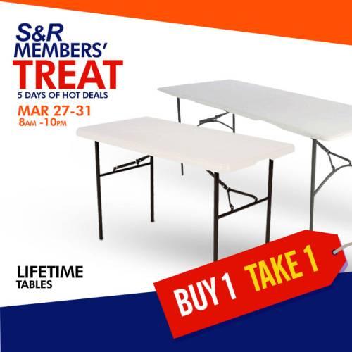 Lifetime Tables
