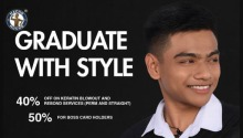 Macho Mucho CDO graduation promo FI