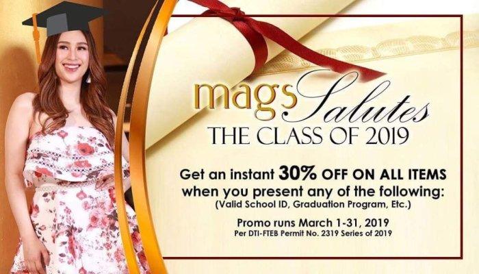 Mags Graduation Promo