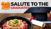 Pepper Lunch Graduation Promo FI