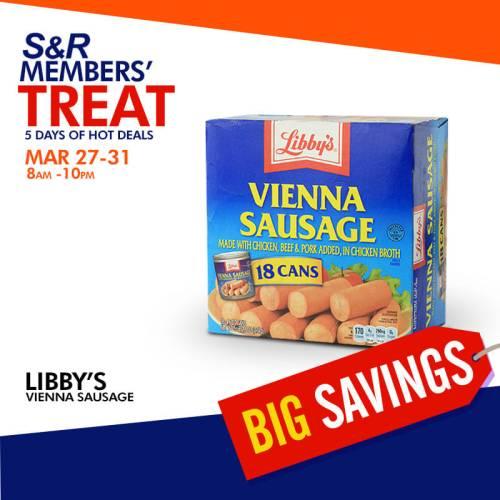 Premium Libby's Vienna Sausage