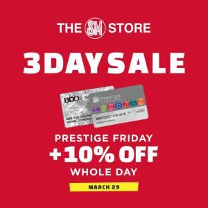 prestige friday