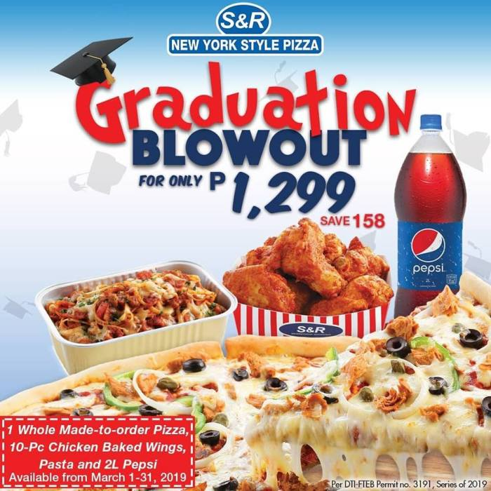 S&R Graduation Blowout P1299