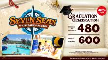 Seven Seas Waterpark Graduation celebration landscape