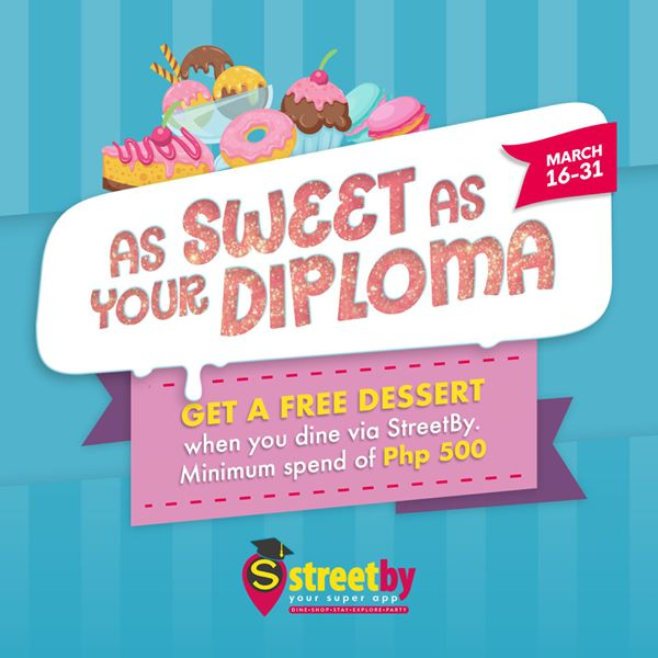 Streetby sweet As Your Diploma